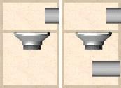 Бандпасс (БП) 4-го и 6-го порядков