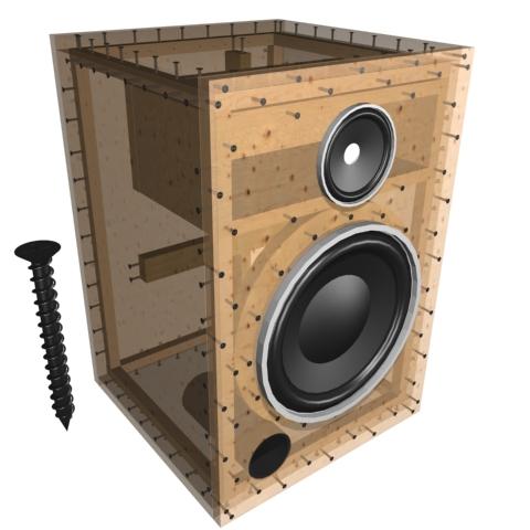 Корпуса для акустических систем своими руками