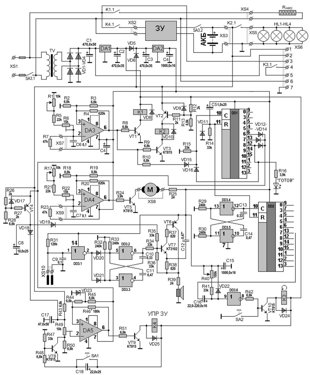 Схема терморегулятора для теплого пола своими руками схема фото 556