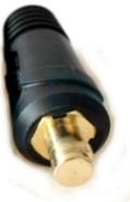 Разъем на сварочный электрододержатель