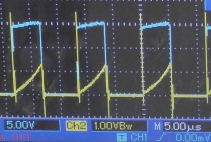 Напряжение на токовом резисторе