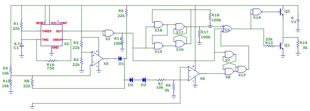 Tl3845p схема включения
