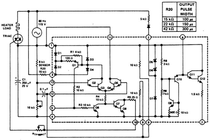 Принципиальная схема терморегулятора для электроплиты Бумага SvetoCopy